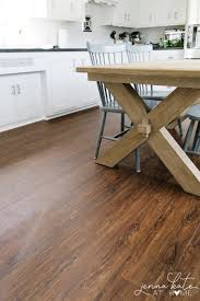 can i put cabinets on vinyl plank flooring how to install luxury vinyl plank flooring kate at home