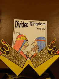 hands on bible teacher the divided kingdom