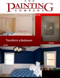 interior painting the painting company