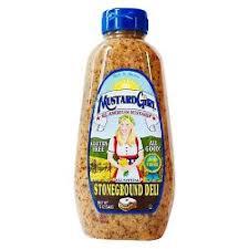 inglehoffer sweet hot mustard inglehoffer sweet hot mustard with honey 10 25oz target