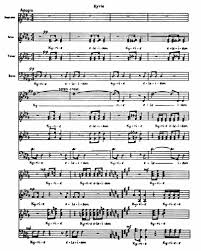 Write Music On Staff Paper Online Nigerian Art Music 3 Nigerian Composers And National Culture A