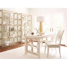 legacy classic furniture 5010 5201 tower suite etagere in pearl