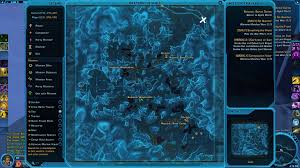 Swtor Map Ilum Datacron Locations