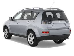 2008 mitsubishi outlander reviews and rating motor trend