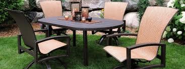 Homecrest Outdoor Furniture - bassemier u0027s fireplace patio and spas evansville in