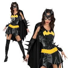 batgirl halloween costume accessories womens batgirl rubies costume new fancy dress ladies