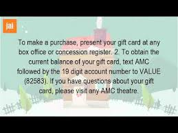 where to buy amc gift cards how are amc gift cards for