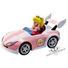 peach car mario kart wii wild wing peach vision toys