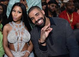 nicki minaj reaction to drake at 2017 billboard music awards