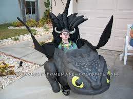 Train Halloween Costume Toddler Awesome Toothless Hiccup Wheelchair Costume Wheelchair