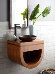wall mounted vanities for small also narrow mount bathroom sink