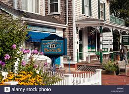 Downtown Cape Cod - quaint shops along main street orleans cape cod massachusetts