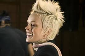 haircuts for women long hair that is spikey on top 3 fun short spikey hairstyles for women