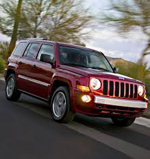 chrome jeep patriot jeep officially reveals 2009 compass and patriot u2013 high res photos