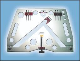 2 Step Stair Stringer by Stair Stringer Routing Template Tools U0026 Equipment Contractor Talk