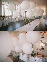 wedding backdrop balloons diy balloon garland engagement party the wedding