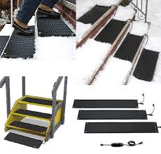 extra wide rubber leaf stair treads these would be great for