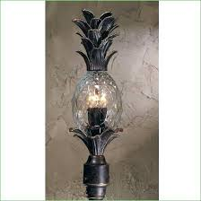 4 Light Fixtures Outdoor Solar Post Light Fixtures For Pineapple Light Fixture