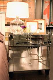 amelie small mirrored chest amelie nightstands and neiman marcus