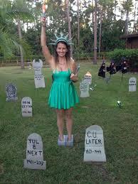 Lady Liberty Halloween Costume Statue Liberty Costume Homemade