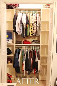 Closet Solutions Ikea Our Under 100 Closet System Ikea Hack Ikea Hack Southern And