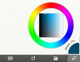 artrage for ios color artrage