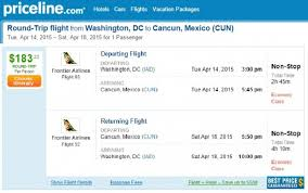 frontier baggage fees cheap flights to cancun mexico from washington dc for 183 round