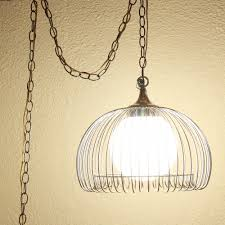 Hanging Lamps Installing Well Light Hanging Fixture Diy All Home Decorations