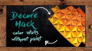 add color to walls without paint idea 1 designsapce ketaki