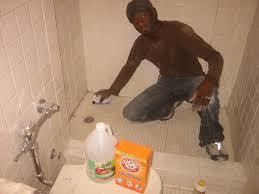 best way to clean a shower best shower