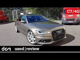 buying used audi buying a used audi a6 c7 2011 buying advice with common issues