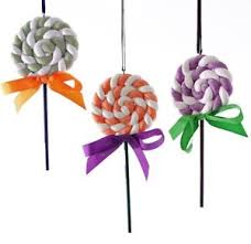katherine s collection set of 3 tricky treats lollipop