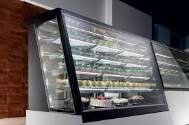 merchandise display case ciam refrigeration design food service display cases u0026 cabinets