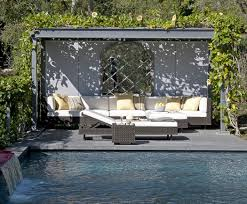 Patio Furniture In Miami by Furniture Inspiring Wicker Chair And Table By Janus Et Cie