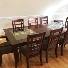 find more ashley dining table w 8 chairs moving sale for sale