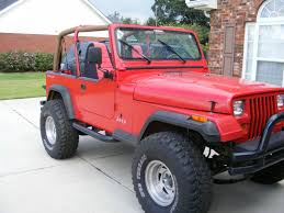 93 jeep wrangler 1993 jeep wrangler lifted on 35 mud tires 5500