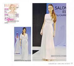 magazine mariage mariage magazine n 268 leutellier tesson couture maison tesson