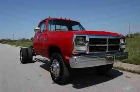 dodge 1992 cummins find used 1992 dodge d350 cummins 5 speed 4wd dually truck