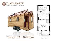 Tumbleweed Whidbey Elm 18 Overlook 117 Sq Ft Tumbleweed Tiny Home On Wheels Photo