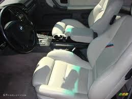 Bmw M3 1998 - grey interior 1998 bmw m3 convertible photo 64713985 gtcarlot com