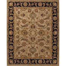 Area Rug Pattern Jaipur Rugs Classic Pattern Taupe Black Wool Area Rug