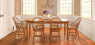 wood dining room tables and chairs solid wood furniture shop by room vermont woods studios
