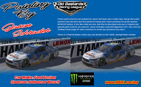 paint schemes paint schemes old bastards racing league
