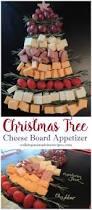 recipe christmas tree cheese board platter christmas tree