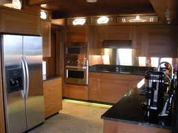 under cabinet toe kick and glass display lighting another