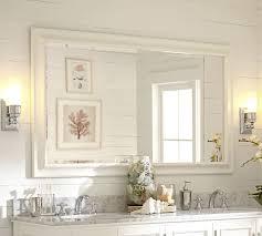 sonoma double width mirror pottery barn