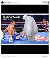 Pacquiao Knockout Memes - pacquiao algieri and mayweather memes are circulating after the