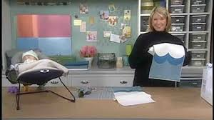 How To Build An Armchair Video How To Make An Armchair Pocket Pouch Martha Stewart