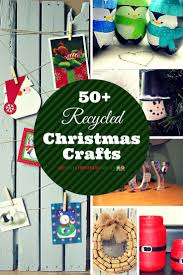 5 christmas crafts for kids using recyclables kingston christmas