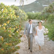 St Barts Map Location by A Casual Beachfront Destination Wedding In St Barts Martha